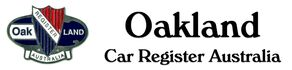Oakland Car Register (Australia)